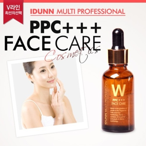 (IDUNN Professional)PPC+++ FACE CARE (무료배송)